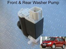 Front & Rear Windscreen Washer Pump For Kia Sedona 2006 through to 2012