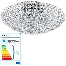 B-WARE Kristall Deckenleuchte 3-flam. [Ø40 cm] Deckenlampe Lüster Zimmerlampe
