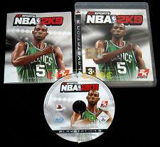 NBA 2K9 Ps3 Versione Ufficiale Italiana 1ª Edizione ••••• COMPLETO
