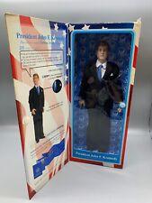 President John F Kennedy Toypresidents Talking Action Figure NEW IN BOX
