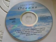 Ocean by Asche & Spencer (CD, 1996, Lifescapes Music)Disc Only 38-11