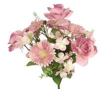 Silk Mixed Wedding Flowers, Petals and Garlands