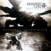 NEW Armored Core for Answer / Game (Audio CD)