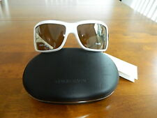 Authentic Giorgio Armani WHITE Framed Sunglasses.