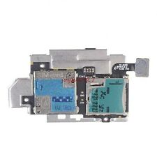 Sim Card Holder Micro SD Memory Slot Reader Flex For Samsung Galaxy S3 III I9300