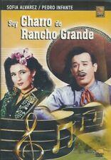 Soy Charro De Rancho Grande (DVD, 2005)