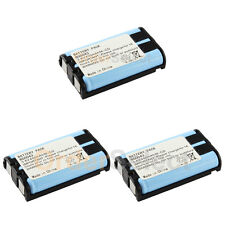 3x Rechargeable Home Phone Battery for Panasonic HHR-P104 HHR-P104A/1B Type 29