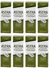 800 pcs Astra Superior Platinum Double Edge Shaving Razor Blades