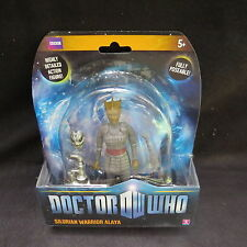 "Doctor Who-Silurian Warrior Alaya  5"" Action Figure-Wave 1 -Brand New"