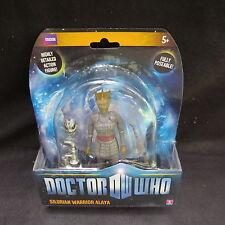 "Doctor Who-Silurian Warrior Alaya  5"" Action Figure-Wave 1 -Brand New"
