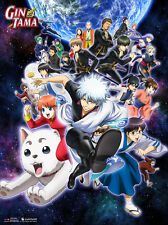Gintama Wall Scroll Poster Officially Licensed CWS-28080  New