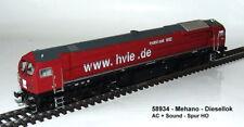Mehano 58934  -   HVLE Diesellok Blue Tiger Ep.6 -  AC  - mit Sound