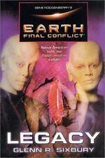 Earth Final Conflict Legacy by Glenn R. Sixbury SC new
