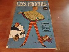 American Thread Co. Star Let's Crochet Patterns-No 175  #1977