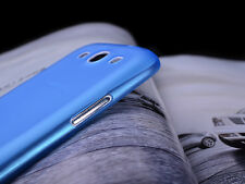 Ultra Thin Soft PC Matte Back Case Cover Skin For Samsung Galaxy S3 I9300 S III