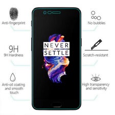2PACK 9H-Gorilla-Tempered-Glass-Screen-Protector-Cover-Guard-For-One-plus-5T
