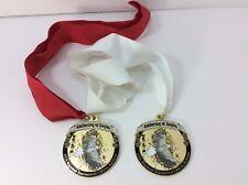 Lot Of 2 American Taekwondo Association Gathering Of Eagles Ata Medals