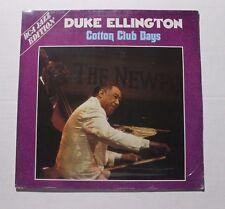 DUKE ELLINGTON Cotton Club Days LP RCA CL-89801 Germany 1986 VG++ IMPORT 0D