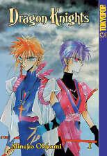 Dragon Caballeros: V. 1 Por Mineko ohkami (de Bolsillo, 2002) 9781931514408