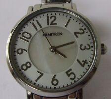 Armitron Ladies Quartz Watch with Mother of Pearl