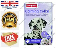 Beaphar Calming Collar for Dogs Anxiety Stress Reduction Fireworks Travel UK