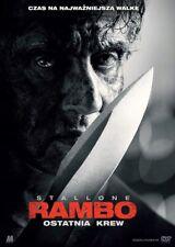 RAMBO: OSTATNIA KREW (RAMBO: LAST BLOOD) - BOOKLET DVD