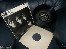 THE BEATLES WITH THE BEATLES CONTRACT PRESSING DECCA 1963 GARROD AND LOFTHOUSE