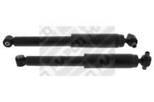 Stoßdämpfer MAPCO 40616/2 hinten für FORD
