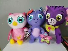 Little CHARMERS Owl 2016 Dragon Tiger Cat Toy Plush