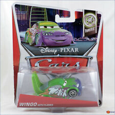 Disney Pixar Cars Wingo with Flames 2012 Tuners collection #4 of 10 - worn pack