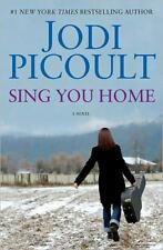 Sing You Home by Jodi Picoult (2011, Hardcover) With CD