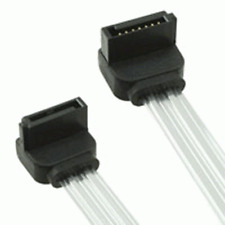 3M 0.6m Right Angle To Right Angle SATA 3.0 Cable Assembly 5602-11-0142A-600