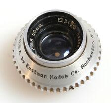 KODAK EKTAR 50MM F4.5 ENLARGING LENS//DARKROOM EQUIPMENT