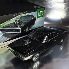 1/18 Greenlight #19027 Fast & Furious 2001 - 1970 Dodge Charger
