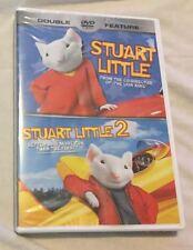 Stuart Little | Stuart Little 2 (DVD - Double Feature) Brand New