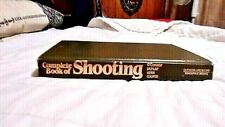 "1965 ""The Complete Book of Shooting"" by Jack O'Connor 1st Edition, Hardcover."