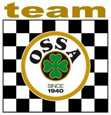 TEAM OSSA Sticker vinyle laminé