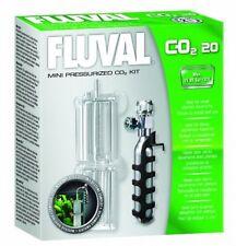 Fluval Mini Pressurized 20g-CO2 Kit - 0.7 Ounces fish tank aquarium Free Ship
