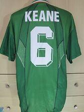ROY KEANE IRELAND 1995 1996 UMBRO JERSEY FOOTBALL SHIRT PLAYER MAILOT TRIKOT L