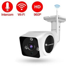 Luowice Wireless Security Camera with Intercom Function WiFi IP Camera 50ft Nigh
