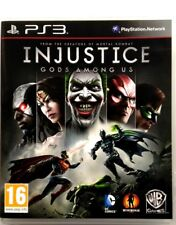 Gioco PS3 Injustice - Gods among us - Warner Bros Games Sony PlayStation 3 Usato