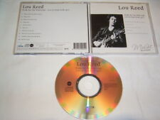 CD - Lou Reed Walk on the Wild Side Live in New York 1972 # G4