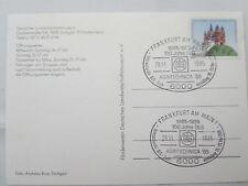 Bund Postkarte m.Sonderstempel