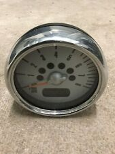 BMW MINI ONE/ COOPER/ S R50/R52/R53 - REV COUNTER WITH CHROME TRIM