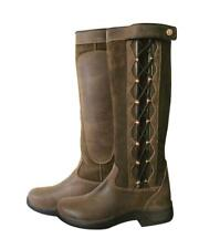 Dublin Pinnacle Country Long Leather Riding Boots WATERPROOF
