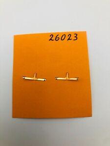 *Set of 2* Märklin Marklin 26023 Z Scale Wiper Spring / Schleiferfeder
