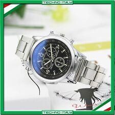 ✅ Man Watch Steel Automatic Wrist Vintage Quartz Nautical Boy a01 ✅