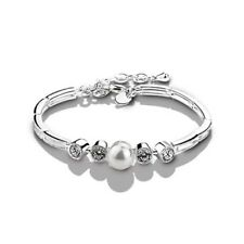 Newbridge Silverware Jewellery Princess Grace Kelly Delicate Pearl Bracelet NEW