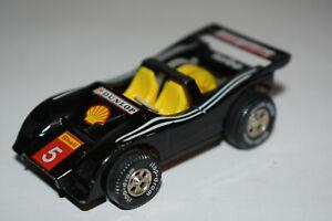 DARDA TURBO SHELL Nr. 5, MOTOR TOP + gereinigt, Made W.Germany     SELTEN