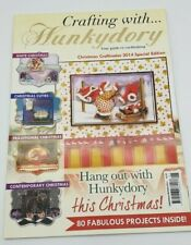 Crafting with Hunkydory CHRISTMAS issue 80 Projects - Special Edition Cardmaking